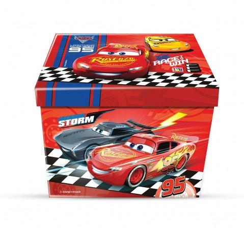 Disney Pixar Cars Toy Storage Box For Kids age 3Y+