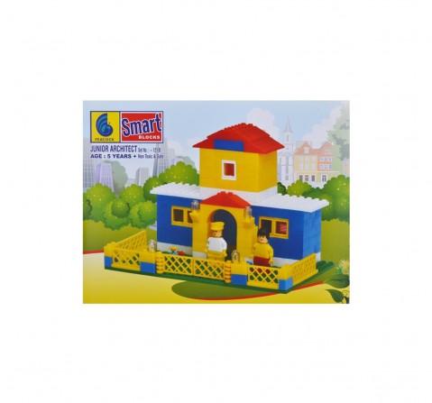 Peacock Junior Architect Generic Blocks for Kids age 5Y+