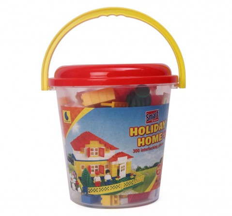 Peacock Holiday Home S Generic Blocks for Kids age 4Y+