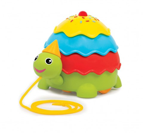 Giggles Ice Cream Turtle Early Learner Toys for Kids age 12M+
