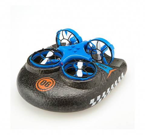 Sirius Toys Hover Blast 3 in 1 Air, Land and Sea Drone Remote Control Toys for Kids age 8Y+
