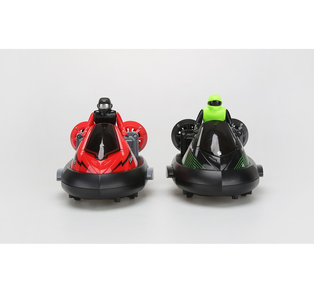 Dihua 2 R/C Bumper Cars with Figure Remote Controlled Toy for Kids age 8Y+