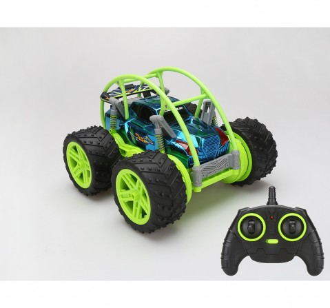 Dihua 2.4G 4 Channel 360 Spinning R/C Stunt Car for Kids age 6Y+