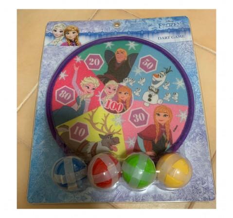Hamleys  Frozen Dart Game Indoor Sports for Kids age 5Y+