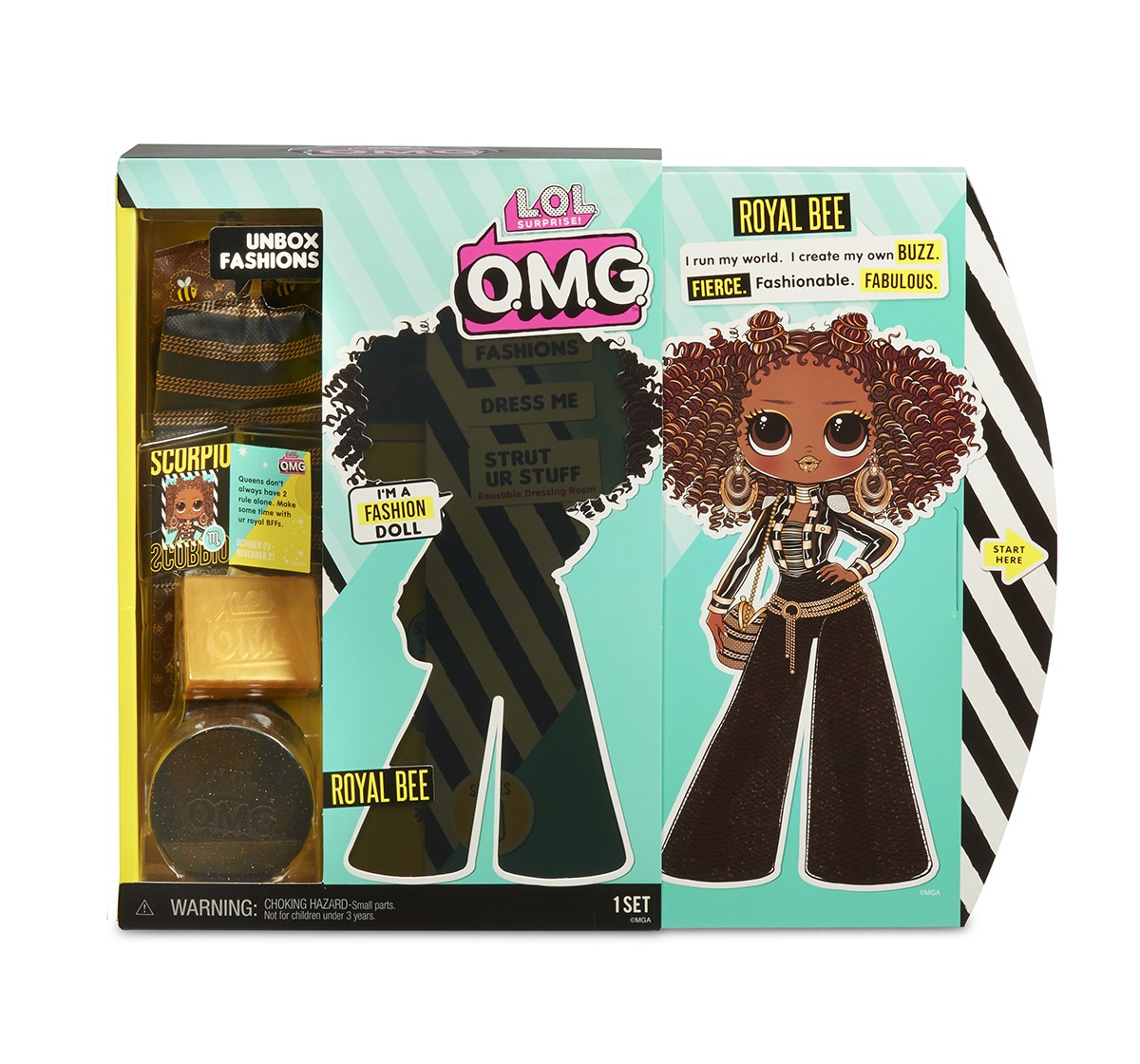 Lol  Surprise Omg Collectible Dolls for Girls age 6Y+
