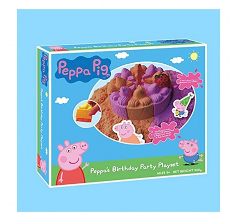 Peppa Pig Birthday Party Clay & Dough for Kids age 5Y+