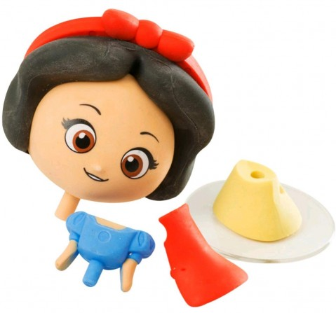 Disney Eraser Snow White Giant Puzzle 3D Figure School Stationery for Kids age 3Y+