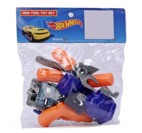 Hot Wheels Mini Tool Toy Set, 2Y+ (Multicolor)