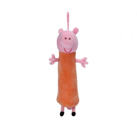 Peppa Pig Mommy Pig Pen Pouch Plush Accessory for Kids age 3Y+ - 30 Cm