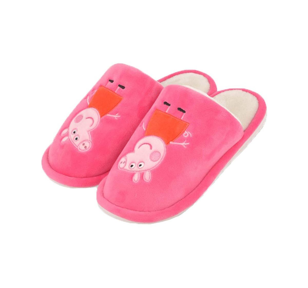 Peppa Pig Slipper Plush Accessory for Girls age 3Y+ 19 Cm (Pink)