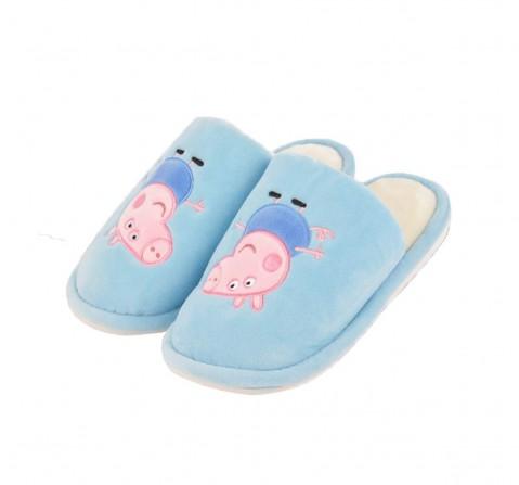 Peppa Pig Slipper Plush Accessory for Girls age 3Y+ 22 Cm (Blue)