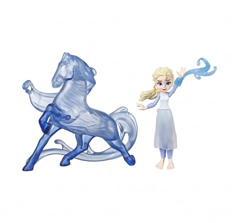 Disney Elsa Doll And Nokk Figure Assorted Dolls & Accessories for Girls age 3Y+