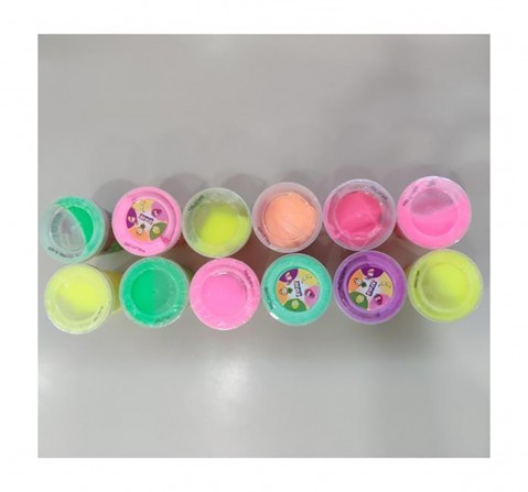 Strings Slime Pack of 12 Sand, Slime & Others for Kids age 3Y+