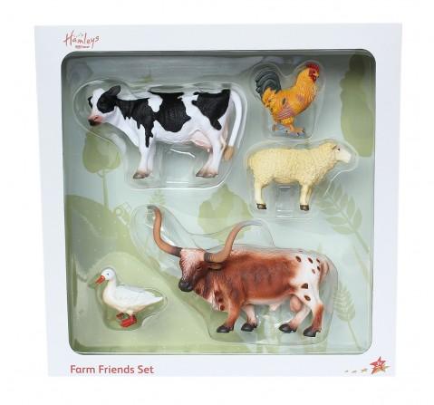 Hamleys  Farm Life Box Set, 5Pcs, 3Y+