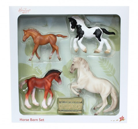Hamleys  Horse Box Set, 5Pcs, 3Y+