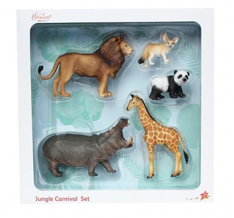 Hamleys  Wild Life Box Set, 5Pcs, 3Y+