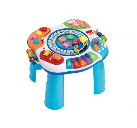 Winfun - Letter Train Piano Table  Baby Gear for Kids age 12M+