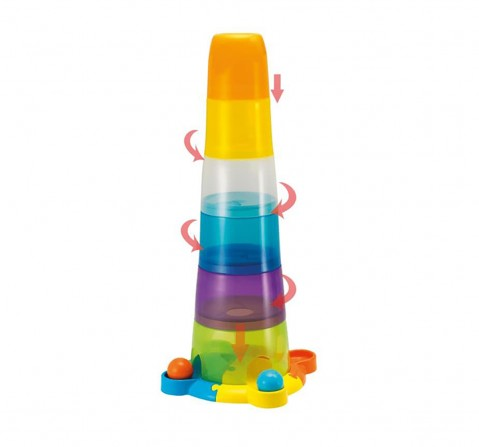 Winfun Stack'N Roll Fun Activity Toys for Kids age 12M+