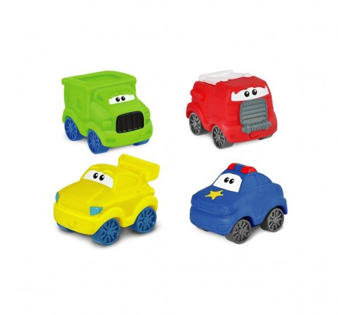 Winfun Fun Pals Car Set  Learning Toys for Kids age 6M+