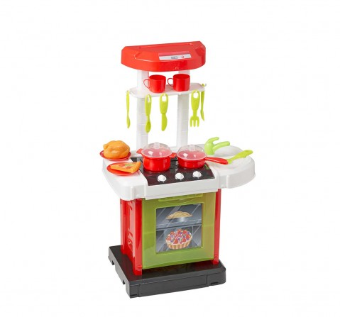 Kingdom Of Play Cook N Go Kitchen         Kitchen Sets & Appliances for Kids age 3Y+