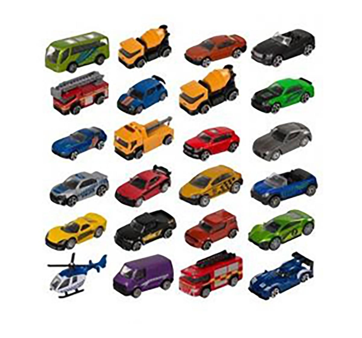 """Ralleyz 3"""" DIE CAST 2 PACK Vehicles for Kids age 3Y+"""