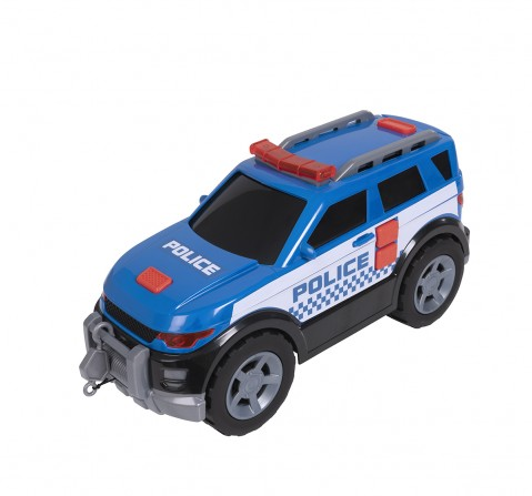 Ralleyz Light And Sound Emergency Vehicle- Large Vehicles for Kids age 4Y+