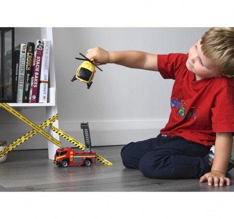Ralleyz Light And Sound Helicopter- Small Vehicles for Kids age 3Y+
