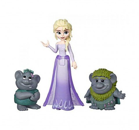 Disney Frozen 2 Elsa Small Doll And Friends Assorted Dolls & Accessories for Girls age 3Y+