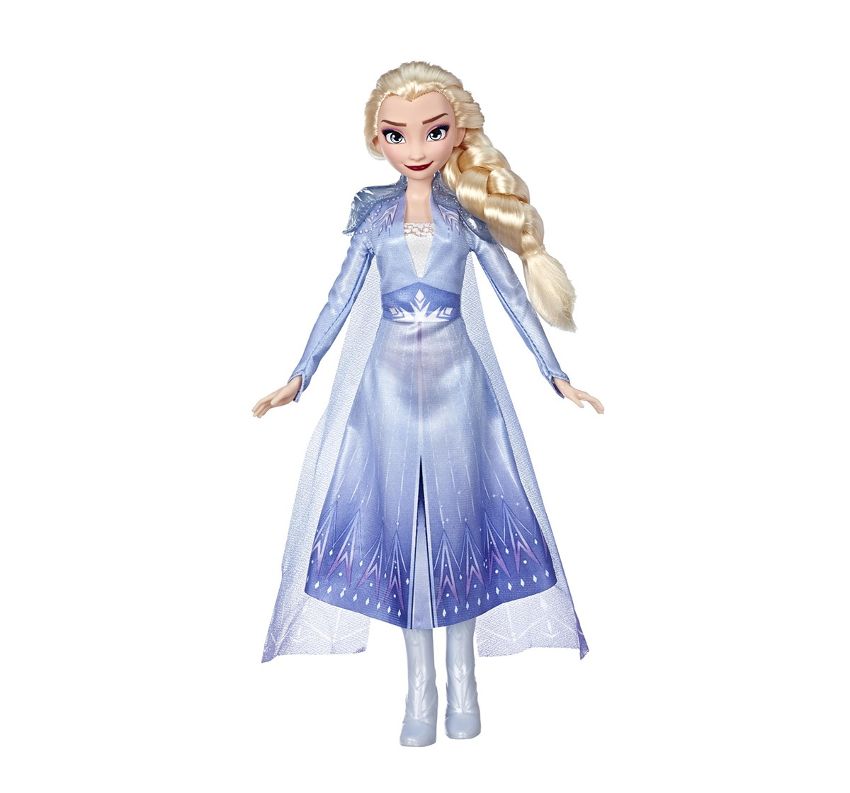 Disney Frozen 2 Elsa Fashion Doll With Long Blonde Hair And Blue Outfit Inspired By Frozen 2  Dolls & Accessories for Girls age 3Y+