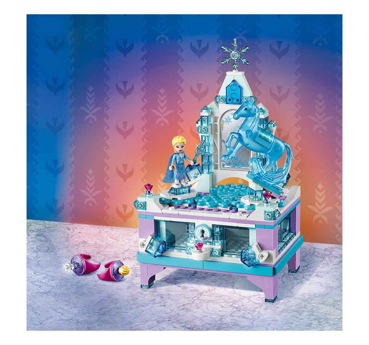 Lego Disney Frozen 2 Elsa's Jewelry Box Creation (300 Pcs) 41168  Blocks for Kids age 6Y+