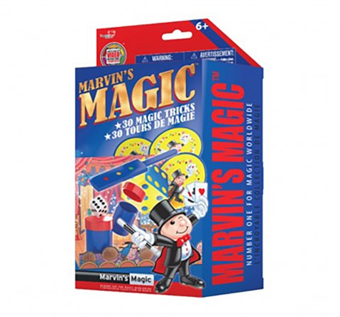 Marvin'S Magic Made Easy 30 Tricks Set 3 Impulse Toys for Kids age 6Y+
