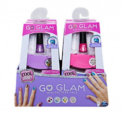 Cool Maker Goglam Nail Fashion Pack for Girls age 8Y+