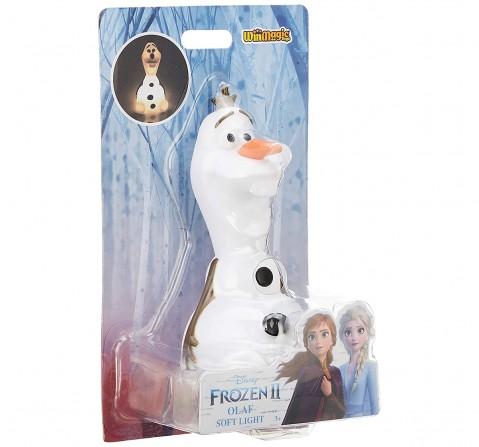 Disney Olaf Soft Light (15Cm Height Room Furnishing) for Girls age 3Y+