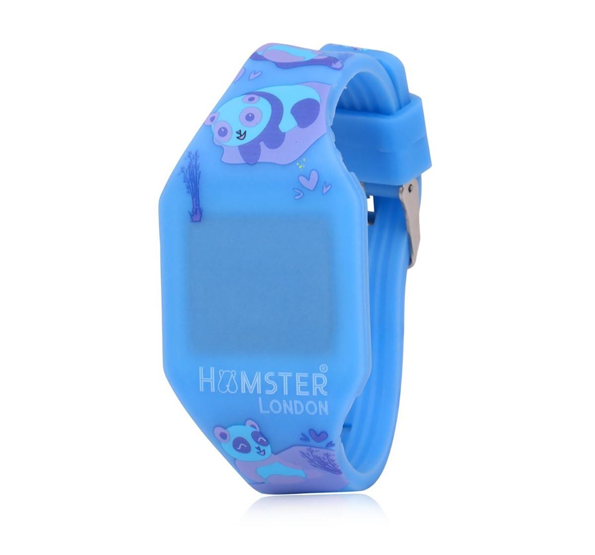 Hamster London Glow In The Dark Panda Watch for Kids age 3Y+ (Blue)
