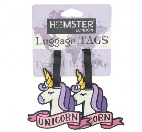 Hamster London Luggage Unicorn, 6Y+