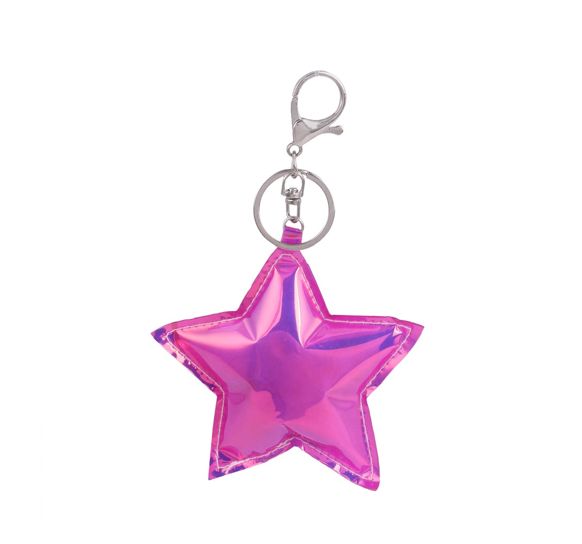Hamster London Star Keychain for Girls age 3Y+ (Pink)