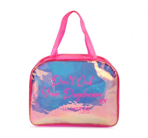 Hamster London Boston Bag for Girls age 3Y+ (Pink)