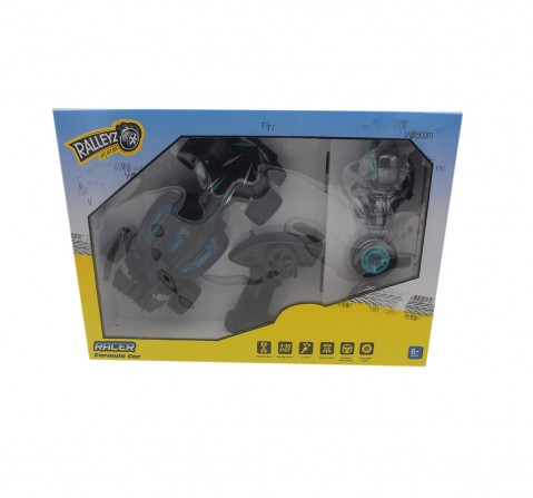 Ralleyz 1:16 2.4Ghz F1 Racer Remote Control Car, 6Y+ (Blue)