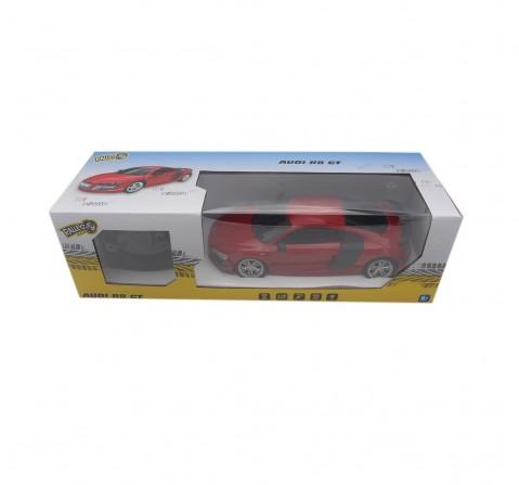 Ralleyz 1:18 27Mhz Audi R8 Remote Control Car Red, 6Y+