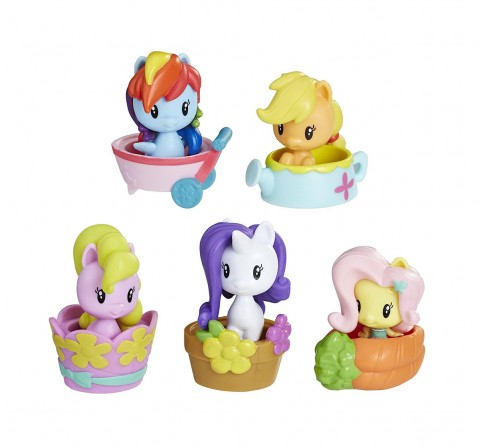 My Little Pony Cutie Mark Crew Assorted Dolls & Accessories for Girls age 3Y+
