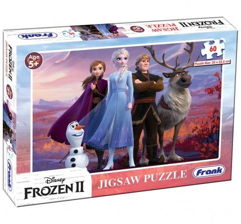 Frank Frozen II 60 Pcs Puzzle for Kids age 5Y+