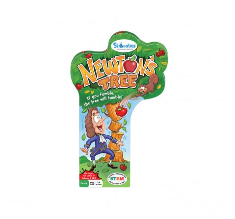 Skillmatics Newton'S Tree | Fun Family Game Of Balancing And Skill For Kids Ages 6 And Up Games for Kids age 6Y+