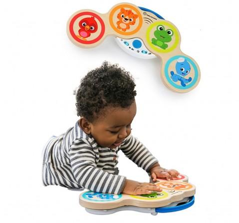 Hape Baby Einstein Drum Musical Toys for Kids age 12M+
