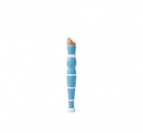 Shooting Star Wooden Flute for Kids age 18M +