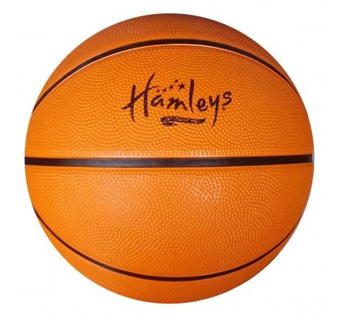 Hamleys Star Basketball for Kids age 1Y+ (Orange)
