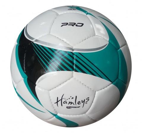 Hamleys Star PU Football for Kids age 1Y+ (White)