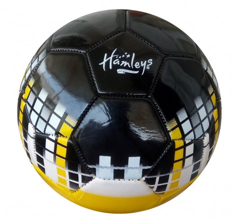 Hamleys Star PVC Football Red for Kids age 1Y+ (Yellow)