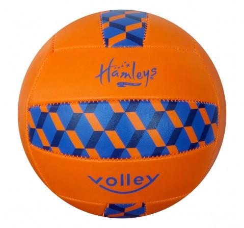 Hamleys Star Volleyball for Kids age 1Y+ (Orange)