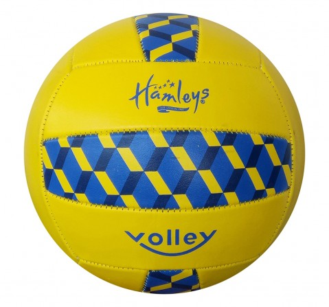 Hamleys Star Volleyball for Kids age 1Y+ (Yellow)