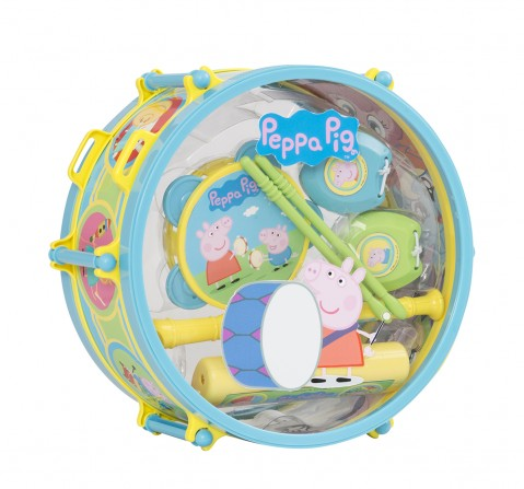Peppa Pig - Music Band Set Other Instruments for Kids age 3Y+